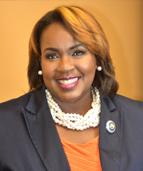 Senator Regina Barrow