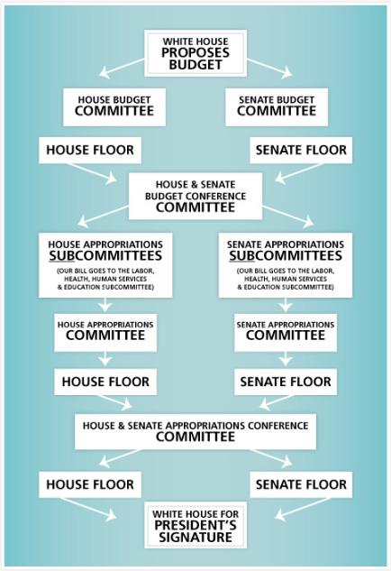 Photo of Brief Description of Federal Budget Process