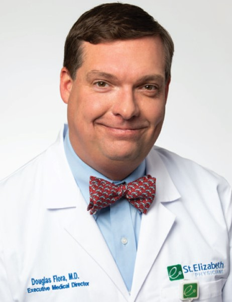 Headshot of Dr. Doug Flora