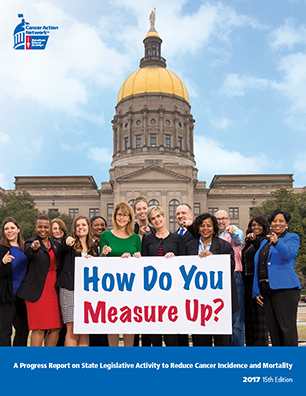 Image of the 2017 How Do You Measure Up Report cover