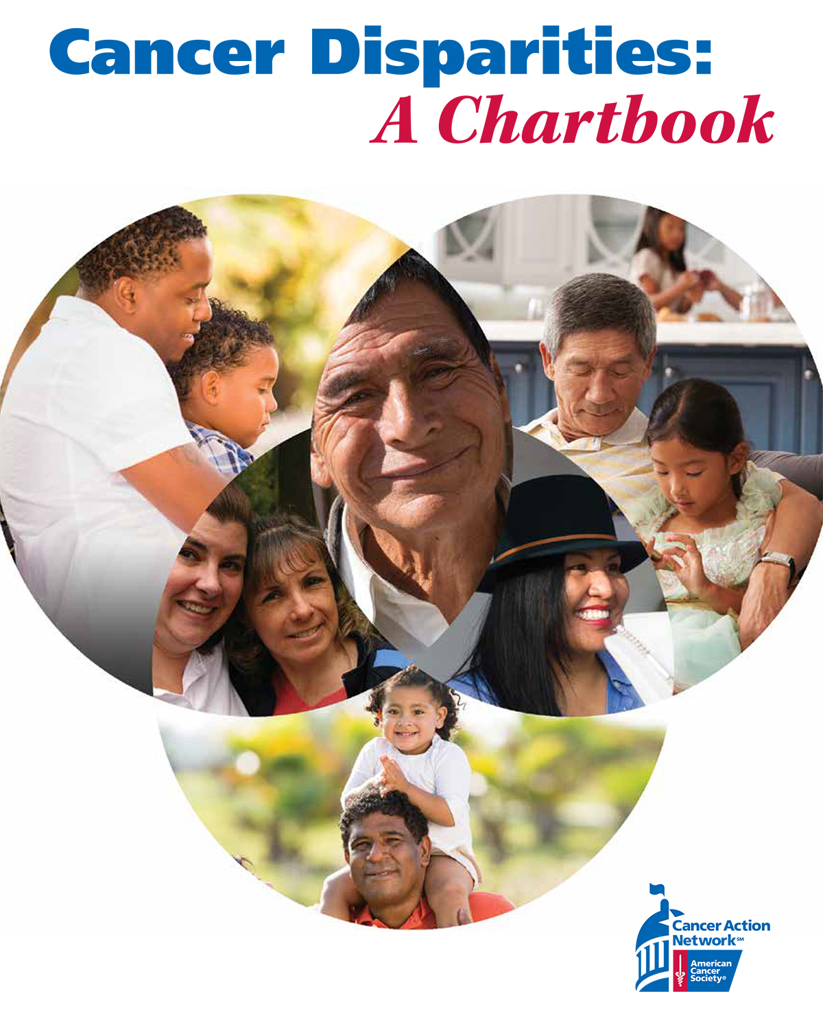 Disparities in Cancer Chartbook cover