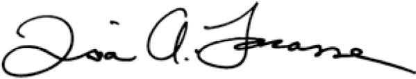 Lisa Lacasse Signature
