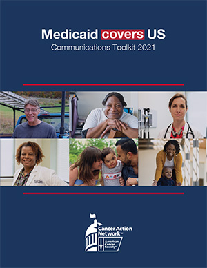 Medicaid Covers US Messaging Toolkit Cover