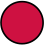 Image of red dot used to denote red states in a map key