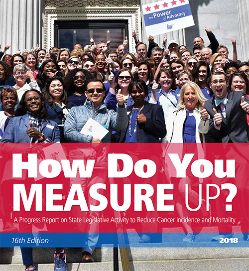 How Do You Measure Up? Report Cover