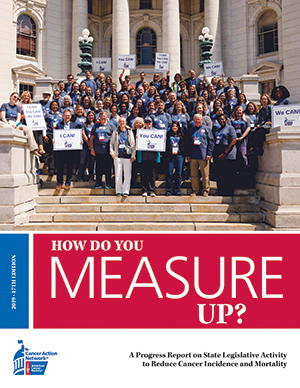 How Do You Measure Up report cover