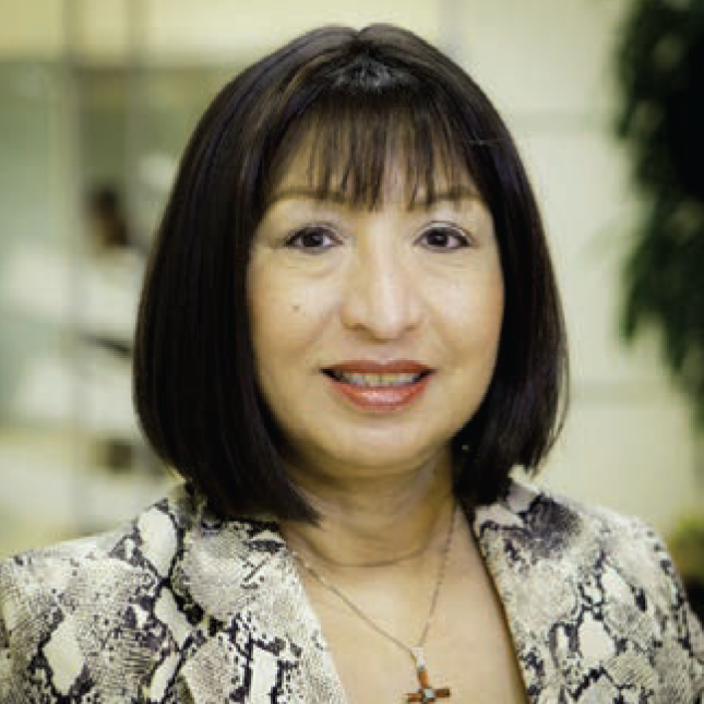 Photo of Volunteer Lillian Villarreal