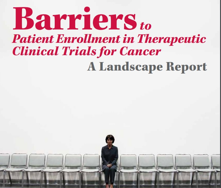 Clinical Trials Report Cover