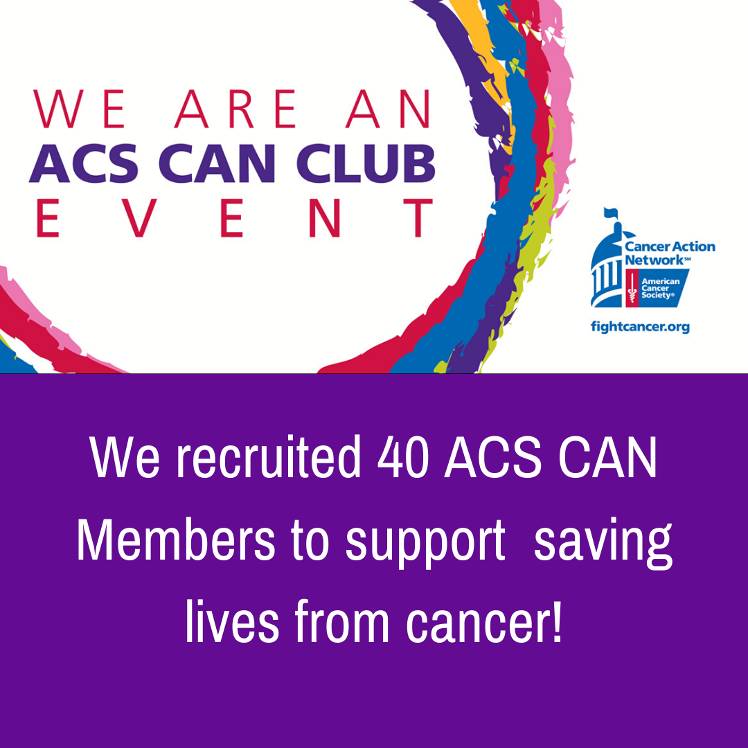 ACS CAN Club