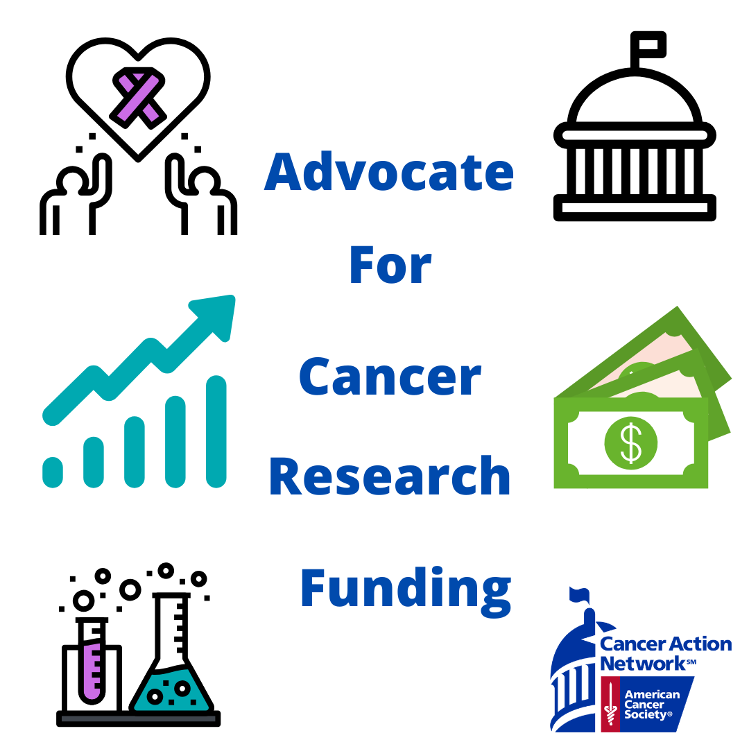 Advocate for Cancer Research Funding