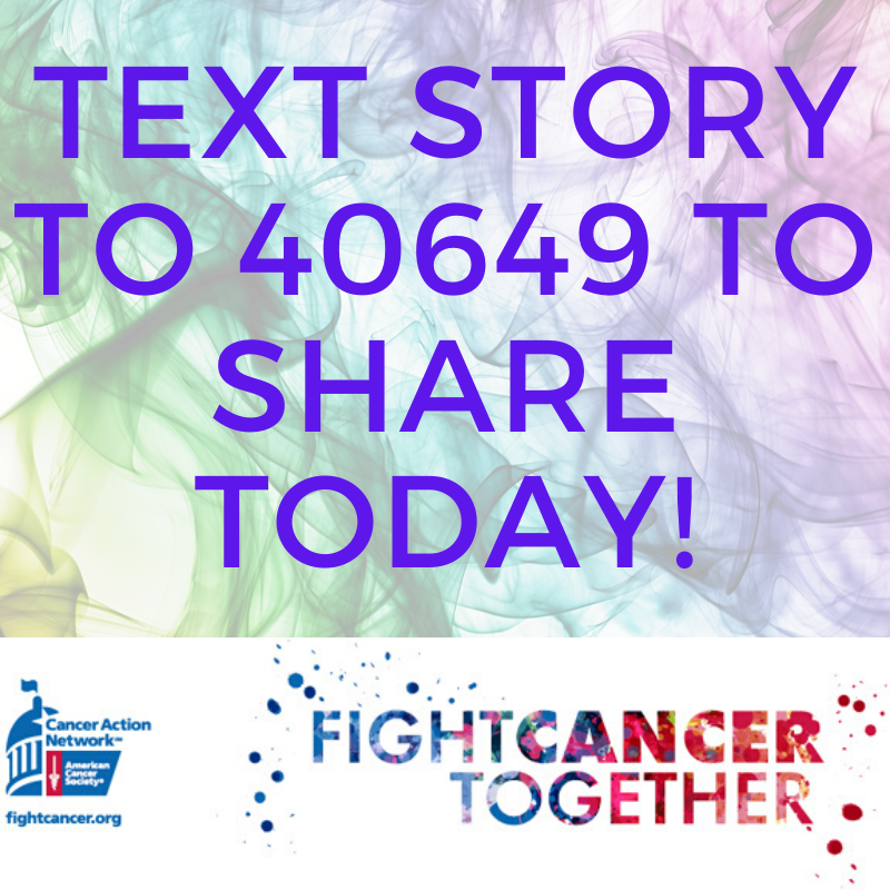 Text to Share Your Story