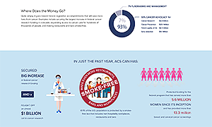 Where Does the Money Go Infographic Thumbnail