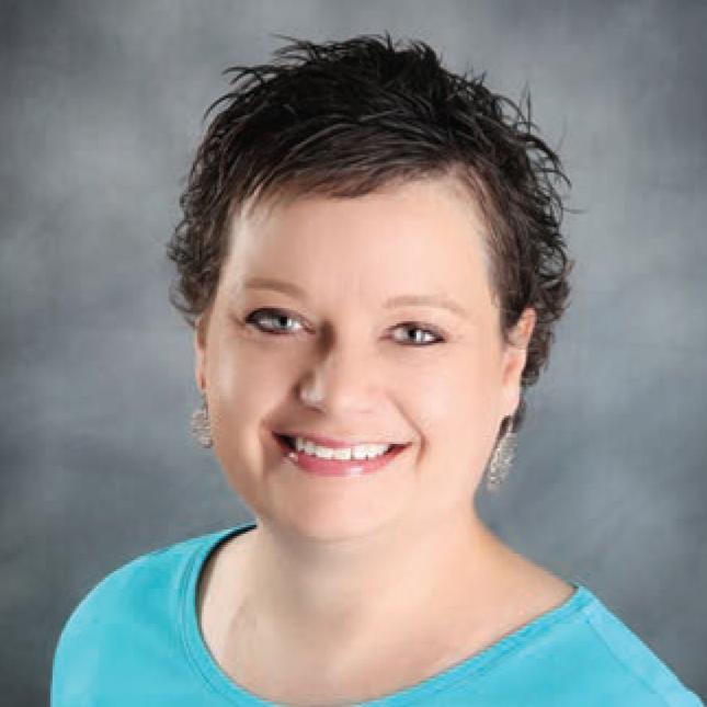 Photo of volunteer Robianne Schultz