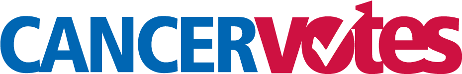 Cancer Votes logo