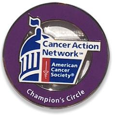 Champions Circle Pin