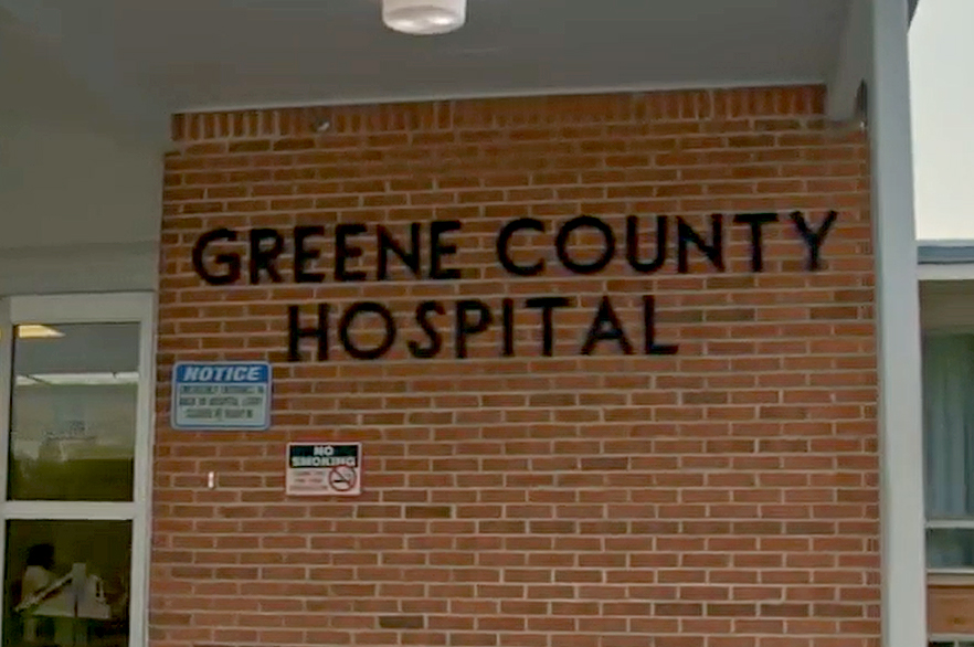 Green county hospital staff