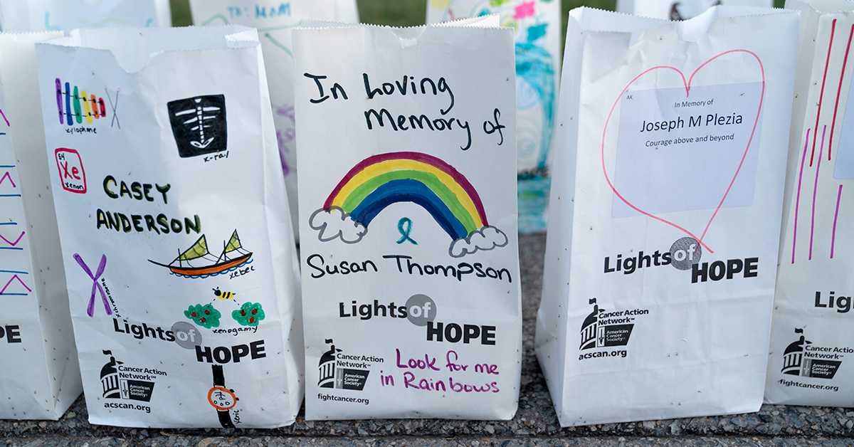 Lights of Hope Bags