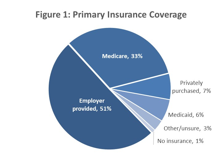 Primary Insurance Coverage Chart