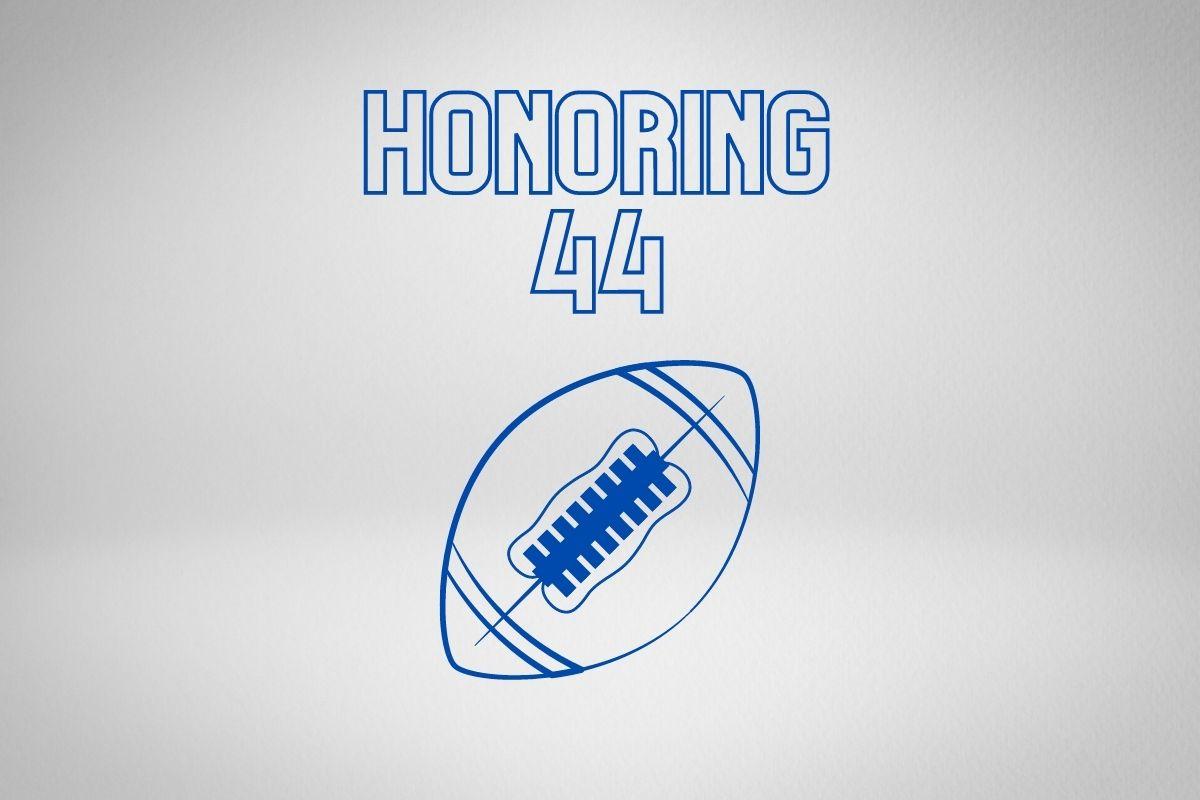 Honoring 44