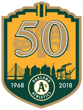 A's logo for Bay Area Research Reception