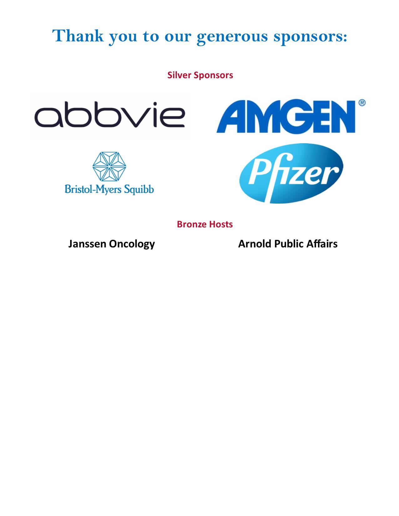 ATX sponsors