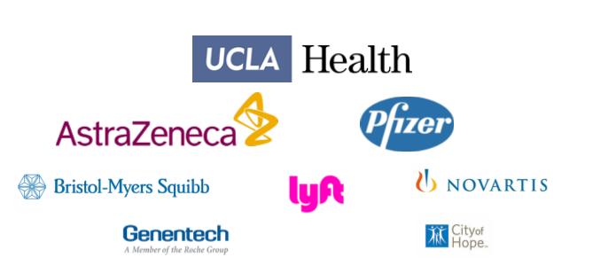 2019 LA Sponsorship Logos