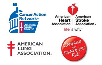 Health coalition logos