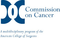 Photo of Comission on Cancer logo