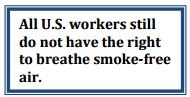 Smoke free worker