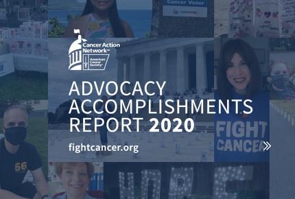 Accomplishments report font page