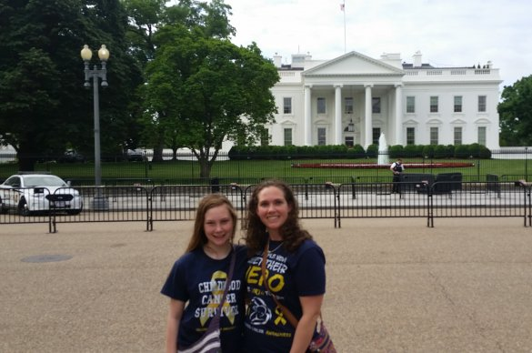 Volunteers at White House