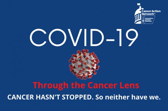 COVID-19: Through the Cancer Lens