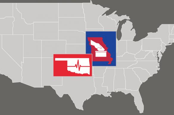 Oklahoma and Missouri Medicaid