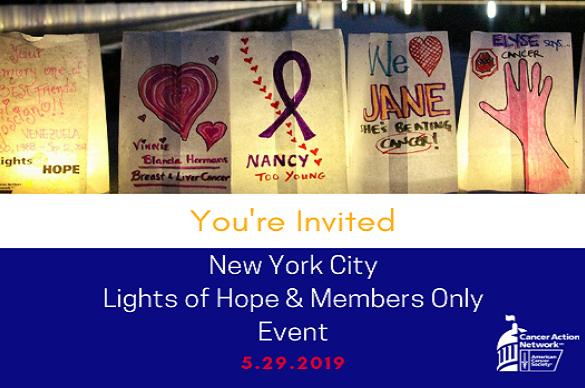 NYC, Lights of Hope