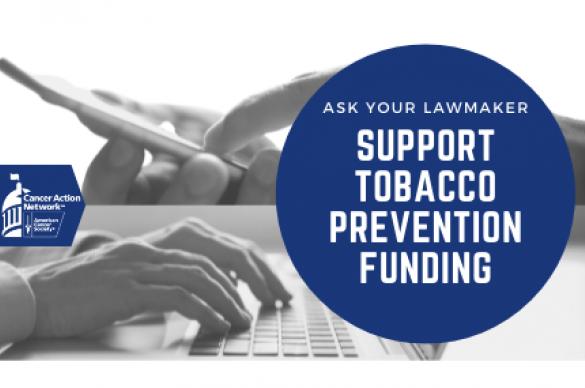 MI Tobacco Prevention Funding
