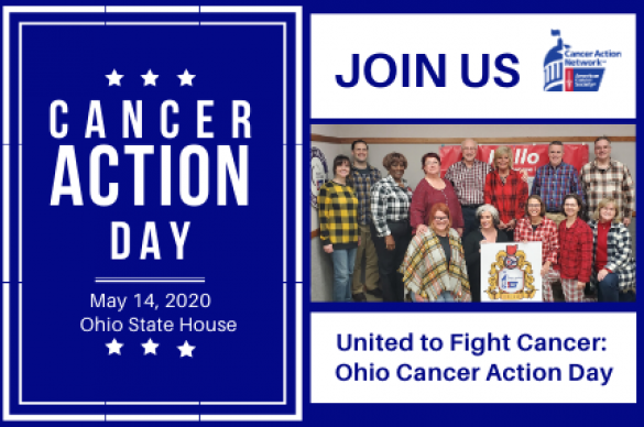 Join us for Cancer Action Day