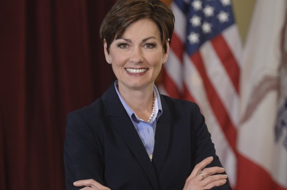 Featured Guest: Governor Kim Reynolds