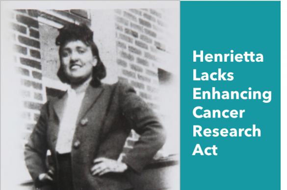 Henrietta Lacks Enhancing Cancer Research Act