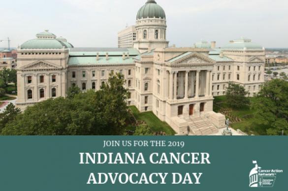 Indiana Cancer Advocacy Day