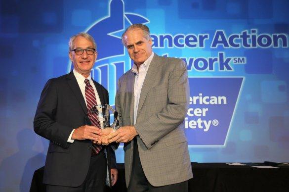 Scott Lewis, 2017 JAI Award Recipient
