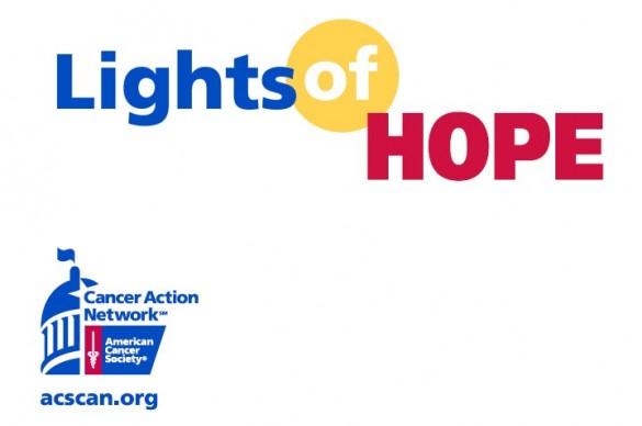 Logo for Lights of Hope