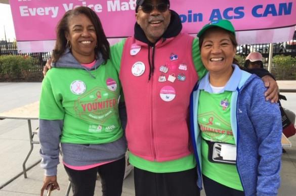ACS CAN volunteers at MSABC
