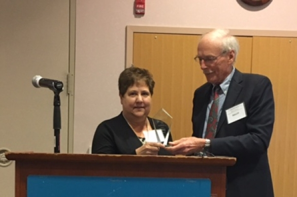 Michele Williams Cancer Conference Award 11.15.17.jpg