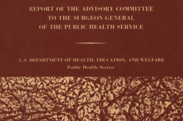 Photo of Brown Surgeon General Report