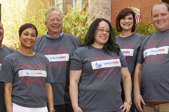 Cancer Votes Volunteers