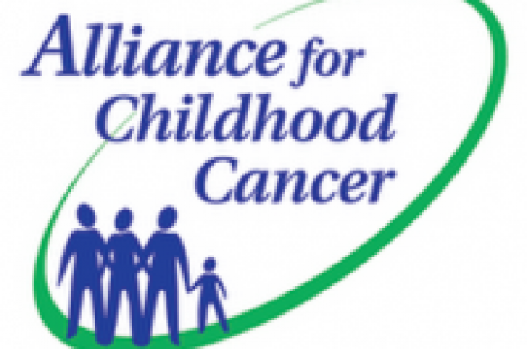 Alliance for Childhood Cancer Logo