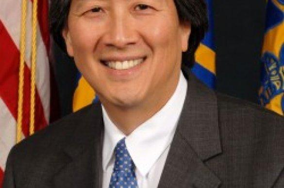 Howard Koh smiling