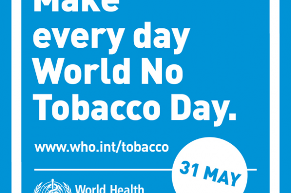 Flyer Image: Make Every Day World No Tobacco Day