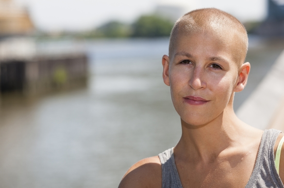 Photo of Cancer Survivor