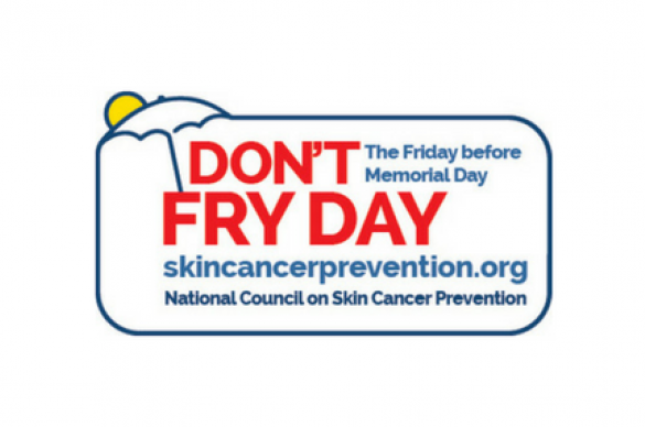 Don't Fry Day logo